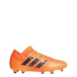 Football Boots ADIDAS NEMEZIZ 18.1 FG Orange