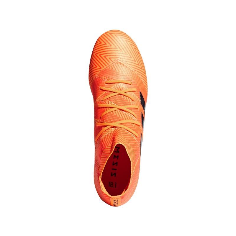 ... Football Boots ADIDAS NEMEZIZ 18.1 FG Orange ... 7305527cbf000