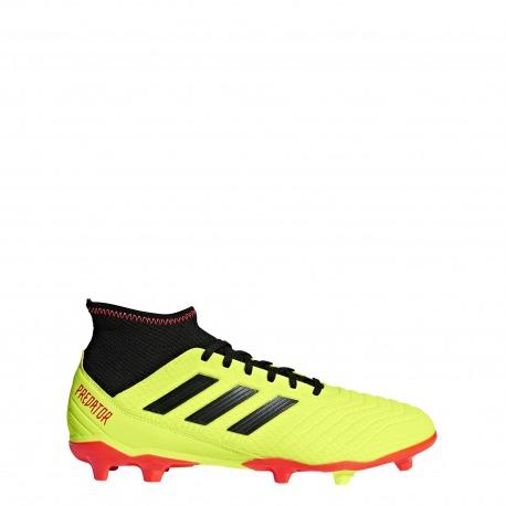fecha de lanzamiento: mejores zapatillas de deporte productos de calidad Soccer Solution Store | Adidas Predator 18.3 FG Soccer Boots