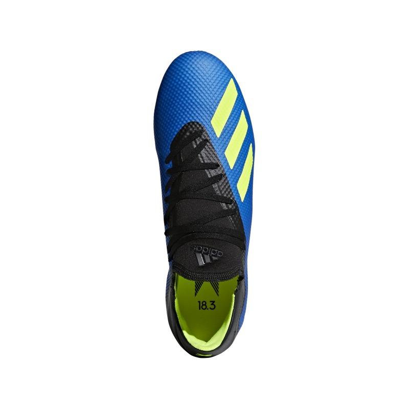 adidas X 18.3 AG AzulAmarilloNegro