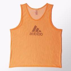 Petos naranja Adidas