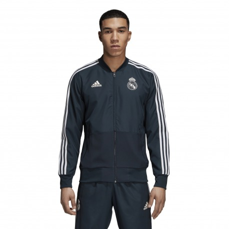 JACKET PRESENTATION REAL MADRID 18/19 ADIDAS
