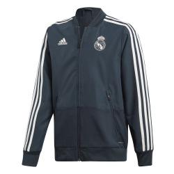 CHAQUETA de PRESENTACIÓN REAL MADRID 18/19 JUNIOR Adidas