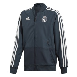 JACKET PRESENTATION REAL MADRID 18/19 Junior ADIDAS