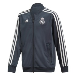 CHAQUETA TÉCNICA REAL MADRID 18/19 Junior Adidas