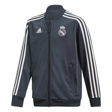 JACKET TECNIC REAL MADRID 18/19 Kids ADIDAS