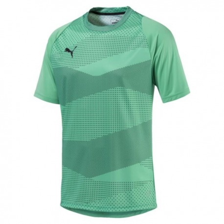 Camiseta PUMA Graphic Verde