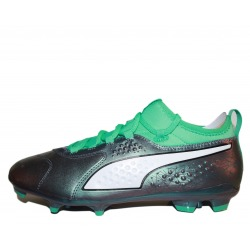 Botas de fútbol PUMA ONE 3 IL Lth AG Junior
