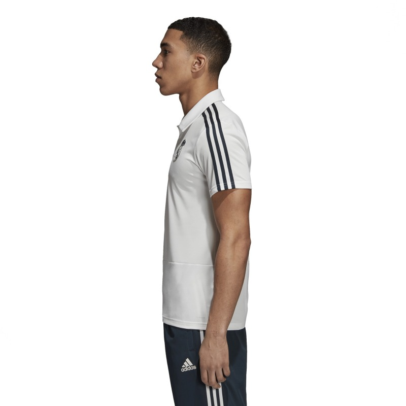 c2a92fc3 Soccer Solution Store | Polo Real Madrid 18/19 White - Adidas