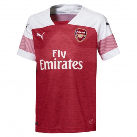 Home ARSENAL FC Tshirt 18/19 Kids - Puma