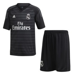 Mini Kit Goalkeeper Home REAL MADRID 18/19
