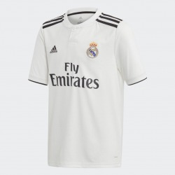 Home Real Madrid TShirt 18/19 Kids Adidas
