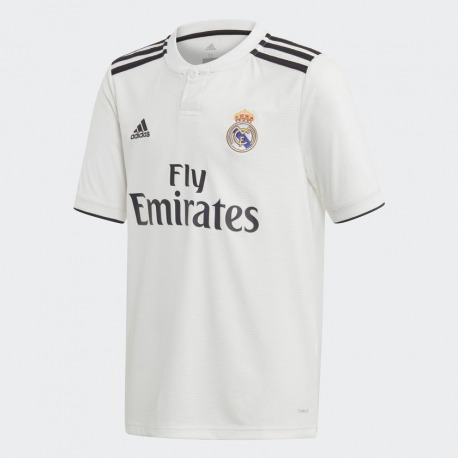 dda45dce8 Tienda Fútbol Solution | Camiseta 1ª Equip. Real Madrid Junior 18/19