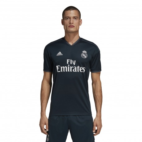 Away Real Madrid TShirt 18/19 Adidas