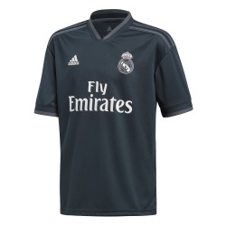 Away Real Madrid TShirt 18/19 Kids Adidas