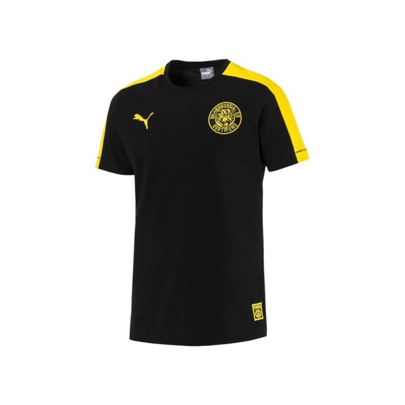 f6edba42a4 Camiseta BVB T7 Borussia Dortmund 18 19 Puma ...