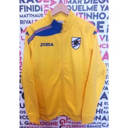 U.C. SAMPDORIA TRAIN JACKET Yellow 18/19 JOMA