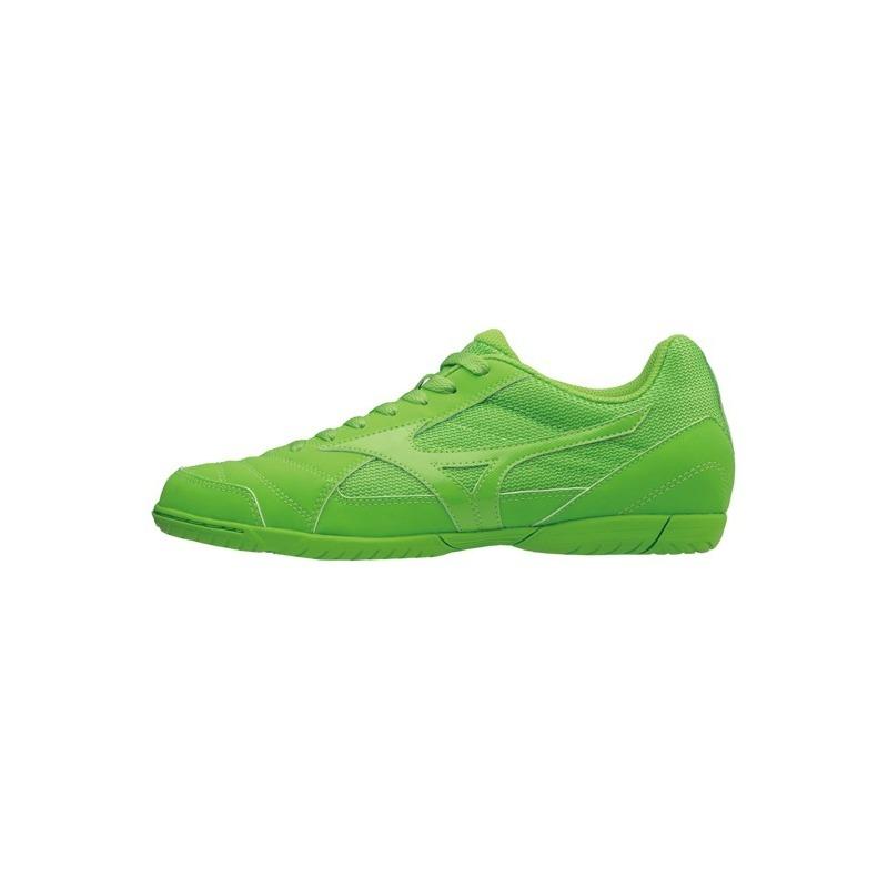 fa68cb32fb0d Soccer Solution Store   Mizuno Indoor Game Club 2 Football Boots Blue