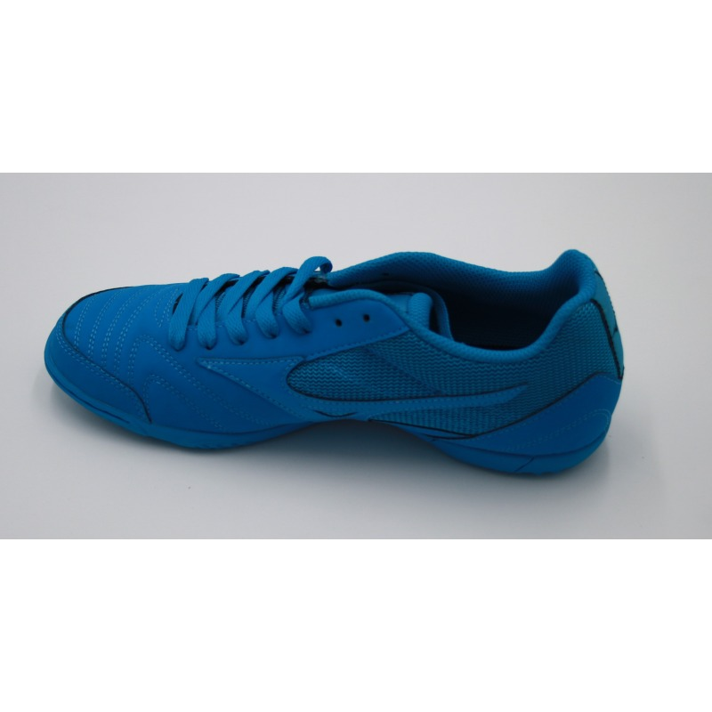 fa68cb32fb0d Soccer Solution Store | Mizuno Indoor Game Club 2 Football Boots Blue