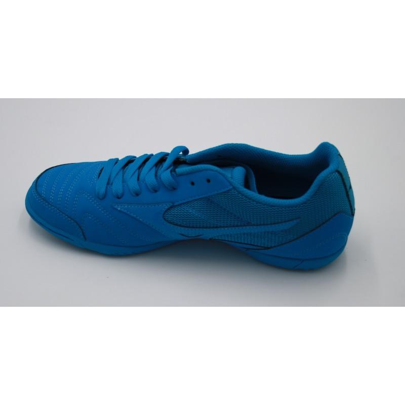 size 40 9eeff 1bd95 ... MIZUNO SALA CLUB 2 IN Indoor Football Shoes - Blue ...