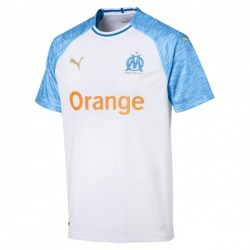 Home OLYMPIQUE OF MARSEILLE Tshirt 18/19 Puma