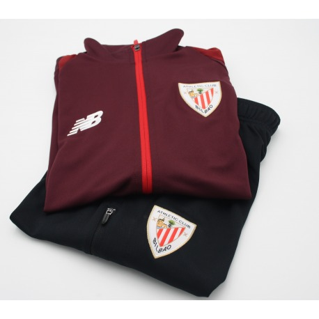 CHANDAL PASEO ATHLETIC CLUB BILBAO 18/19