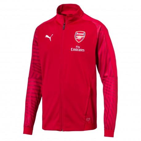 71a9d95947caa3 Soccer Solution Store | Arsenal FC Jacket Stadium 18/19 Puma