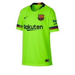 Away FC BARCELONA Tshirt 18/19 Kids