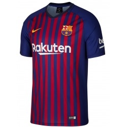 Home FC BARCELONA Ftbl Top Tshirt 18/19 Kids - NIKE