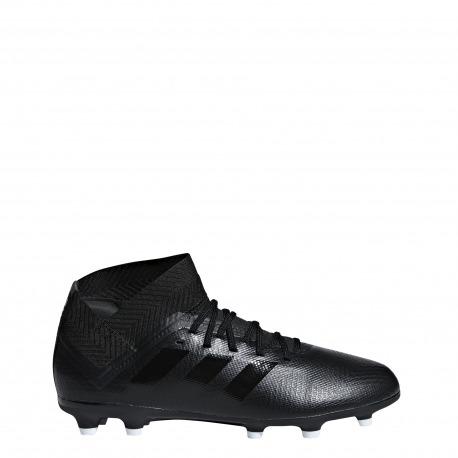 Botas de Fútbol ADIDAS NEMEZIZ 18.3 FG Junior en color negro