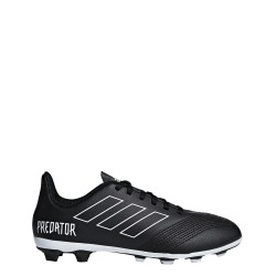ADIDAS PREDATOR 18.4 FxG Football Boots Junior in black