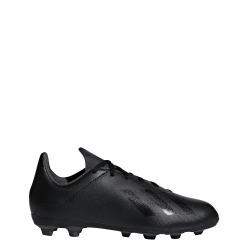 Botas de Fútbol ADIDAS X 18.4 FxG Junior en color negro