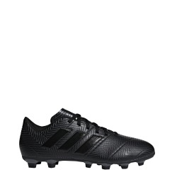 ADIDAS NEMEZIZ 18.4 FxG Football Boots in black