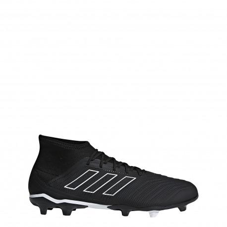 b3f6e84b8ed5 Soccer Solution Store | Adidas Predator 18.2 FG Soccer Boots in black