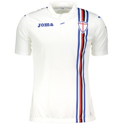 U.C. SAMPDORIA Away Tshirt 18/19 Junior JOMA
