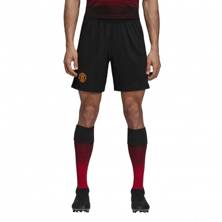 Short pants of the HOME of MANCHESTER UNITED 18/19 - Adidas