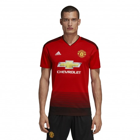 Manchester United HOME T-Shirt 18/19 - Adidas