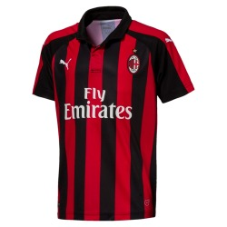 HOME AC MILAN T-SHIRT 18/19 PUMA Junior