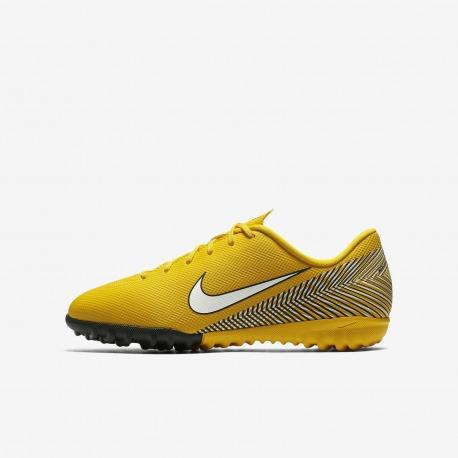 aa8b1d1aa NIKE JR Football Boots MERCURIAL VAPOR XII ACADEMY GS NEYMAR TURF