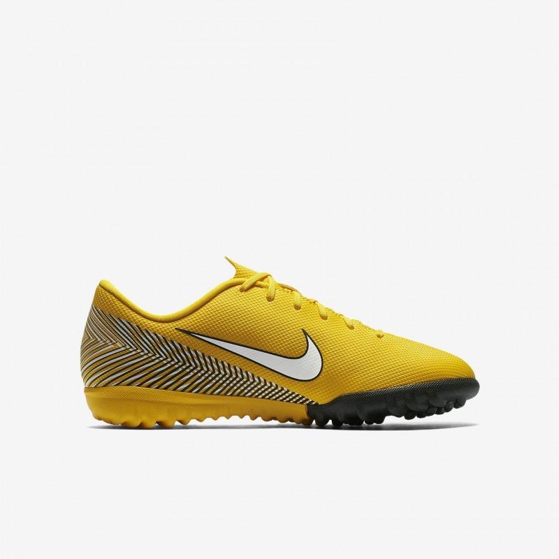 ... Botas de fútbol NIKE JR MERCURIAL VAPOR XII ACADEMY GS NEYMAR TURF ... 4d61ce6ec0188