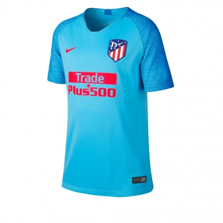 Away ATLETICO DE MADRID Tshirt 18/19 Junior- NIKE