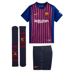 Mini Kit Home FC BARCELONA 18/19 - NIKE