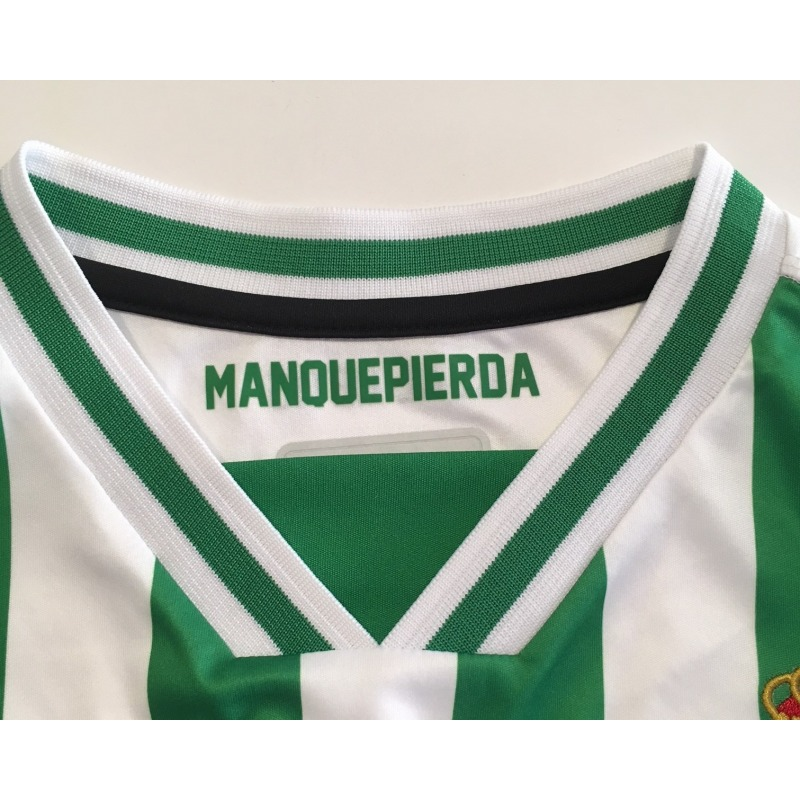 Camiseta Real Betis Júnior