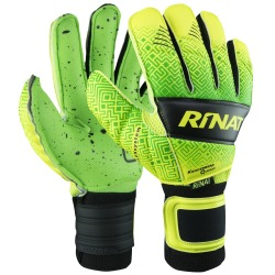GLOVES RINAT KANCERBERO QUANTUM TURF Green-Yellow