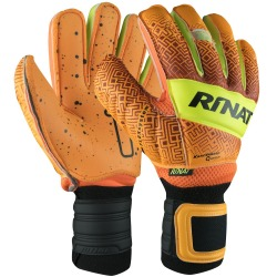 GLOVES RINAT KANCERBERO QUANTUM SPINES TURF Orange-Yellow KID