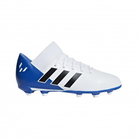 de6e26e2fb ADIDAS NEMEZIZ MESSI FOOTBALL BOOTS 18.3 FG JUNIOR