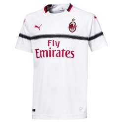 AWAY AC MILAN T-SHIRT 18/19 PUMA Junior