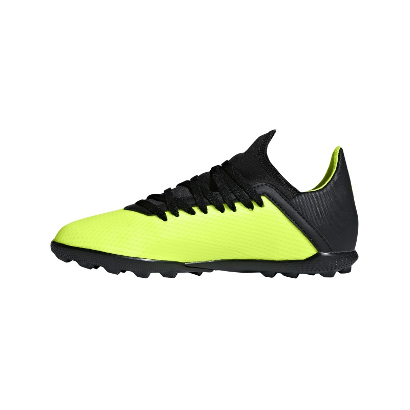 b9da1034586 ... BOTAS de fútbol ADIDAS X TANGO 18.3 TF Junior TEAM MODE color Amarillo  - Negro ...