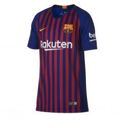 Home FC BARCELONA Tshirt 18/19 Kids - NIKE