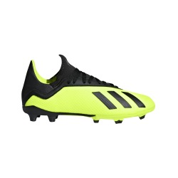 ADIDAS X FOOTBALL BOOTS 18.3 FG JUNIOR TEAM MODE